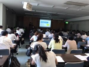 2017.8.3 児童思春期講演会①