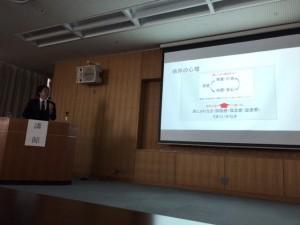 2017.8.3 児童思春期講演会②